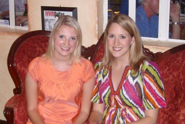 Liz & Emily