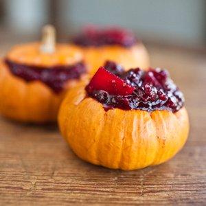 Festive Pumpkin Bowls