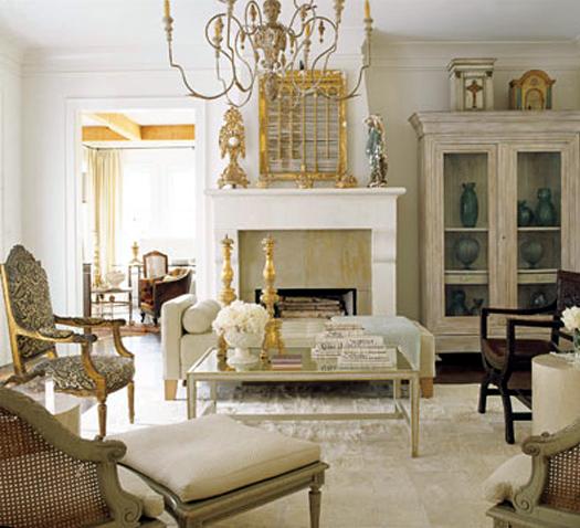 Eclectic Interior Design: Deux Maisons