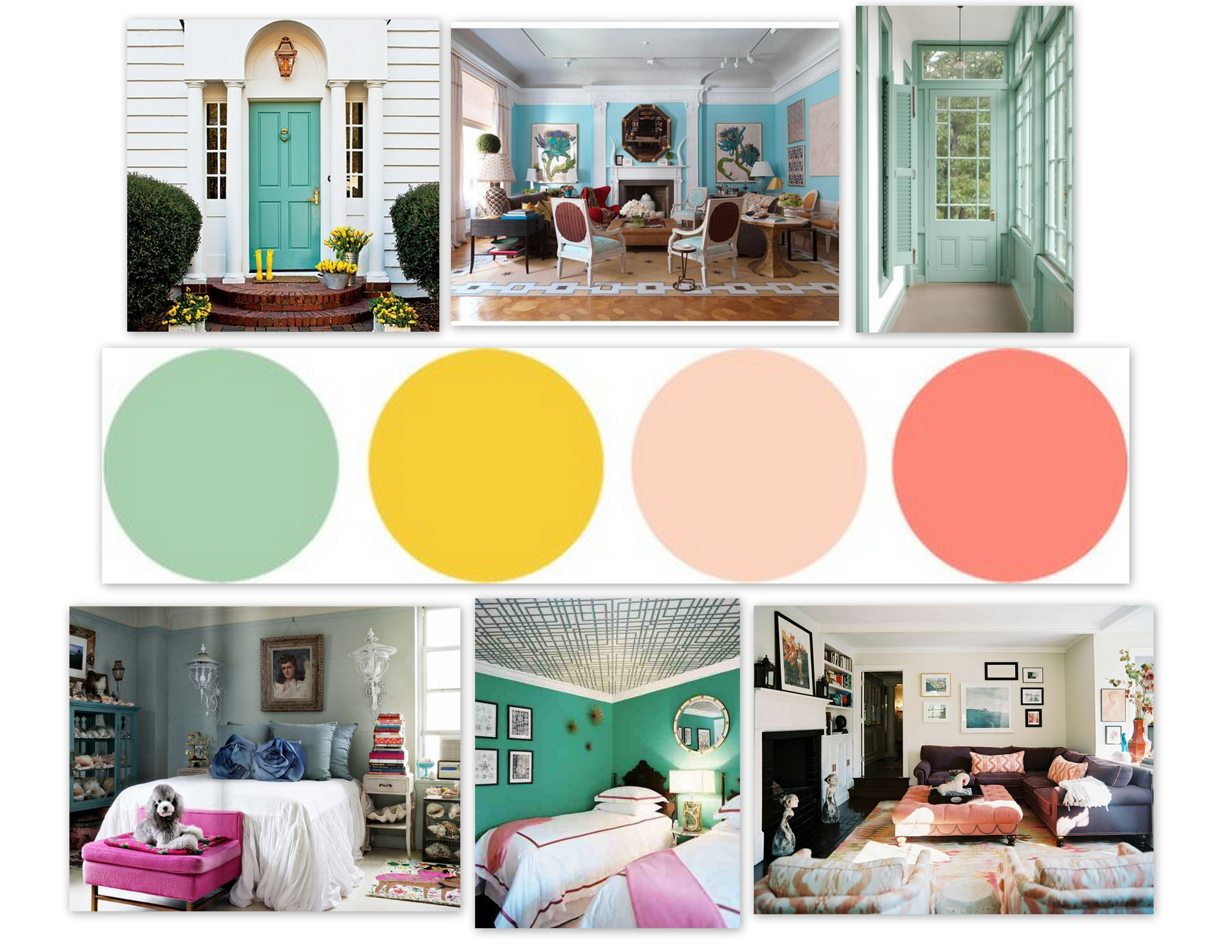 pastel color furniture. in honor of easter on sunday this late edition the  friday find